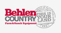 Behlen Country Logo